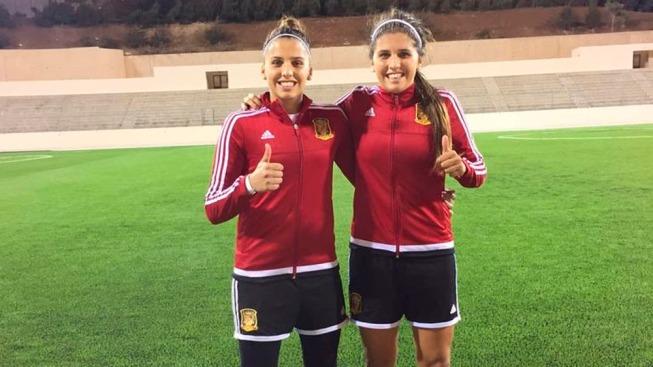 noelia-y-natalia-ramos-selección-española-sub-17-mundial-femenino