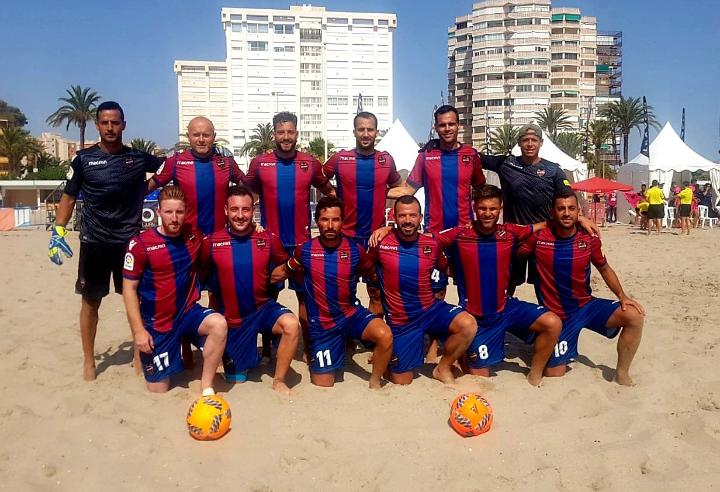En la primera jornada el Levante UD FP se verá las caras con Playas de  Mazarrón 25cbf9bd90c41